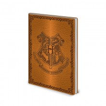 Записная книжка Pyramid: Harry Potter (Hogwarts) Flexi-Cover A5