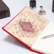Записная книжка Pyramid: Harry Potter (Marauders Map) Sequin Flip Feature A5