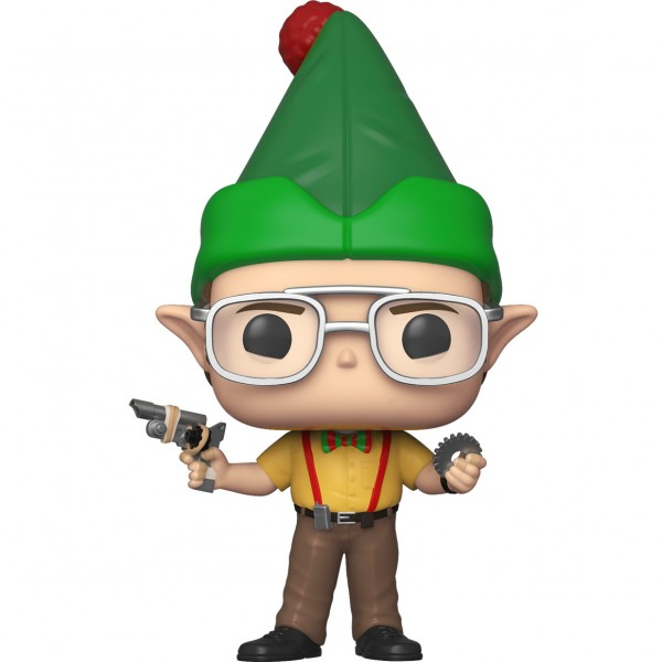 Фигурка Funko POP! Vinyl: The Office: Dwight Schrute as Elf