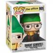 Фигурка Funko POP! Vinyl: The Office: Dwight Schrute as Elf