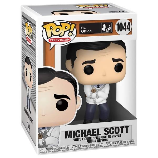 Фигурка Funko POP! Vinyl: The Office: Michael Scott with Straitjacket