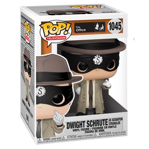 Фигурка Funko POP! Vinyl: The Office: Dwight Schrute as the Scranton Strangler