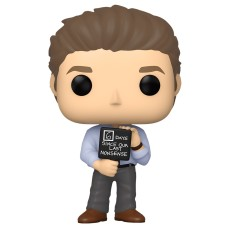 Фигурка Funko POP! Vinyl: The Office: Jim Halpert with Nonsense Sign