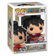 Фигурка Funko POP! Animation: One Piece: Luffy in Kimono (MT) (Exc)
