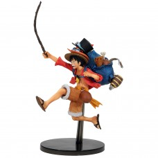 Фигурка One Piece: Three Brothers Monkey D. Luffy