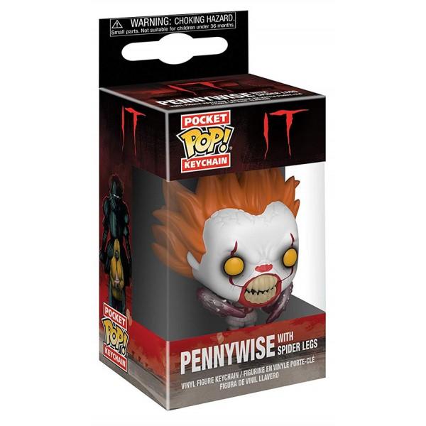 Брелок Funko Pocket POP! IT S2: Pennywise (Spider Legs)
