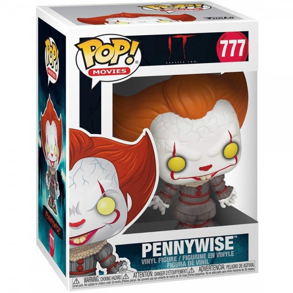 Фигурка Funko POP! Vinyl: IT Chapter 2: Pennywise with Open Arms