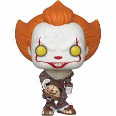 Фигурка Funko POP! Vinyl: IT Chapter 2: Pennywise with Beaver Hat