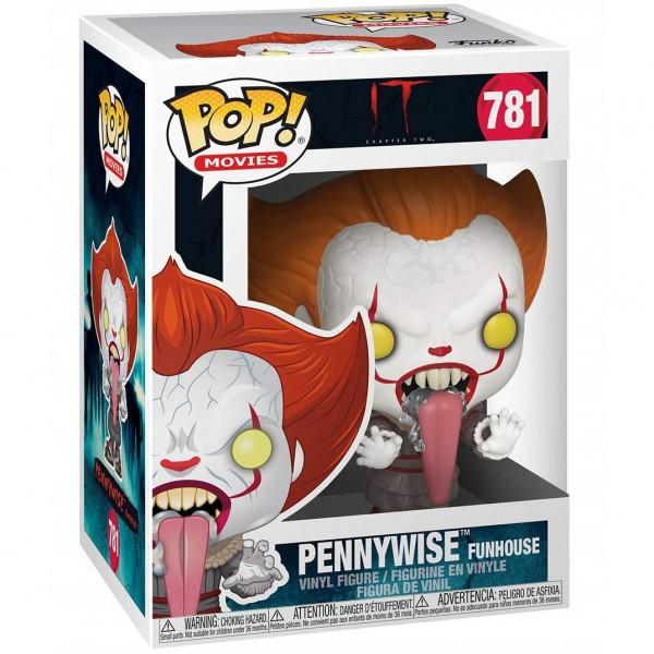 Фигурка Funko POP! Vinyl: IT Chapter 2: Pennywise Funhouse