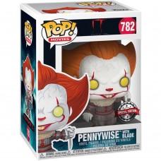 Фигурка Funko POP! Vinyl: IT Chapter 2: Pennywise with Blade