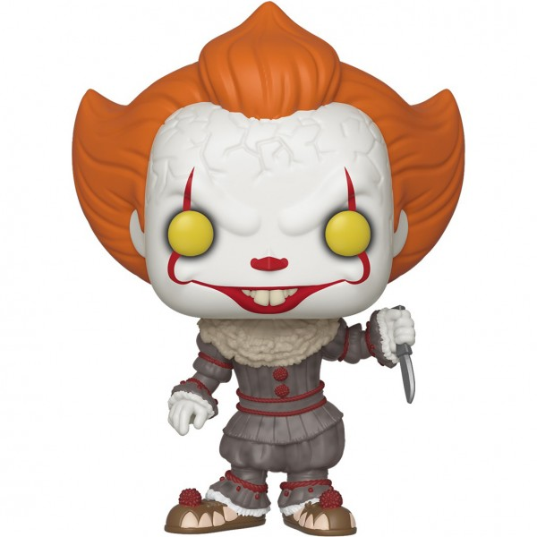 Фигурка Funko POP! Vinyl: IT Chapter 2: Pennywise with Blade (Эксклюзив)