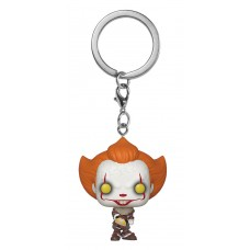Брелок Funko Pocket POP! IT Chapter 2: Pennywise with Beaver Hat