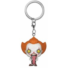Брелок Funko Pocket POP! IT Chapter 2: Pennywise with Dog Tongue
