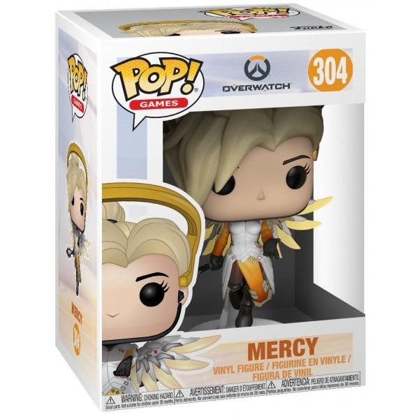 Фигурка Funko POP! Vinyl: Games: Overwatch S3: Mercy