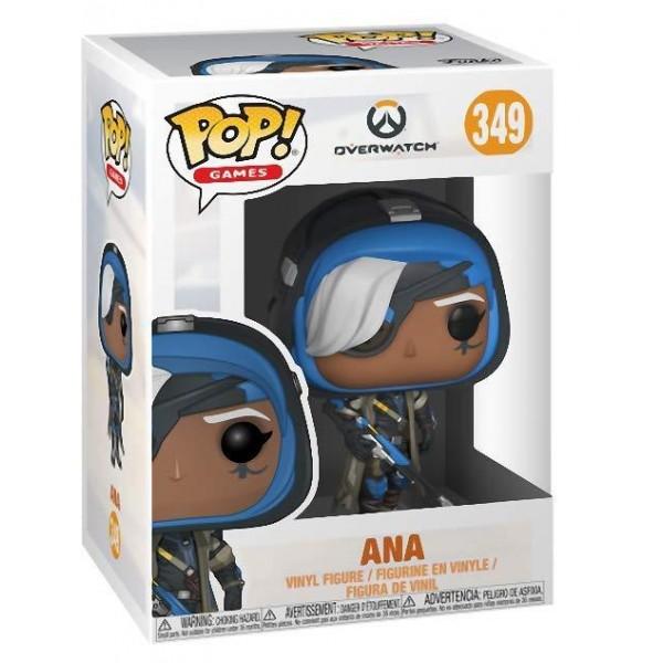 Фигурка Funko POP! Vinyl: Games: Overwatch S4: Ana