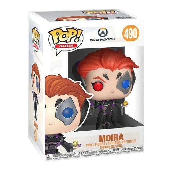 Фигурка Funko POP! Vinyl: Games: Overwatch S5: Moira
