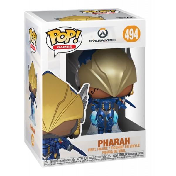 Фигурка Funko POP! Vinyl: Games: Overwatch S5: Pharah (Victory Pose)