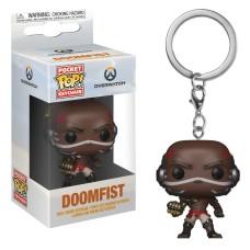 Брелок Funko Pocket POP! Keychain: Overwatch: Doomfist