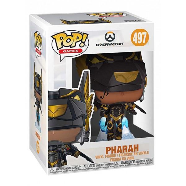 Фигурка Funko POP! Vinyl: Games: Overwatch S5: Pharah (Anubis) (Exc)