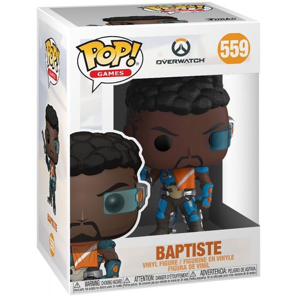 Фигурка Funko POP! Vinyl: Games: Overwatch: Baptiste