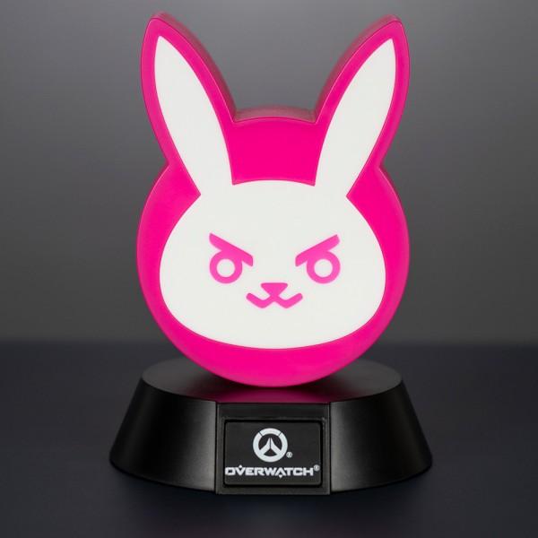 Светильник Overwatch DVa Bunny Icon Light