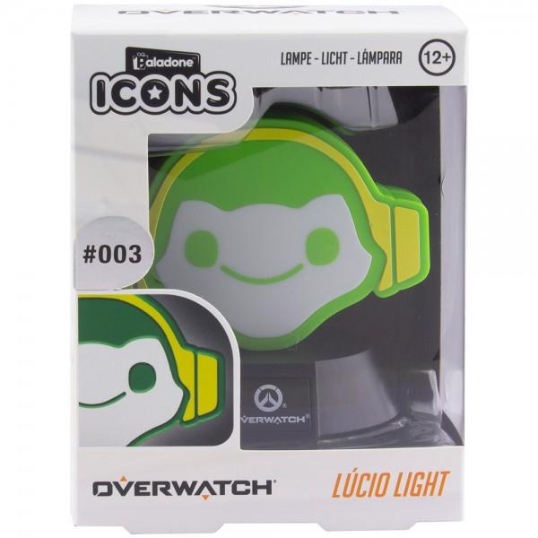 Светильник Overwatch Lucio Icon Light