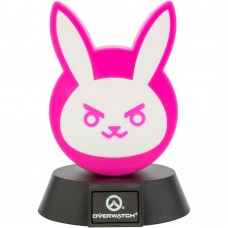 Светильник Overwatch DVa Bunny Icon Light