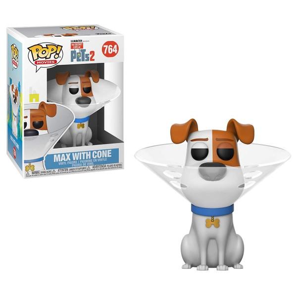 Фигурка Funko POP! Макс «Тайная жизнь домашних животных 2»