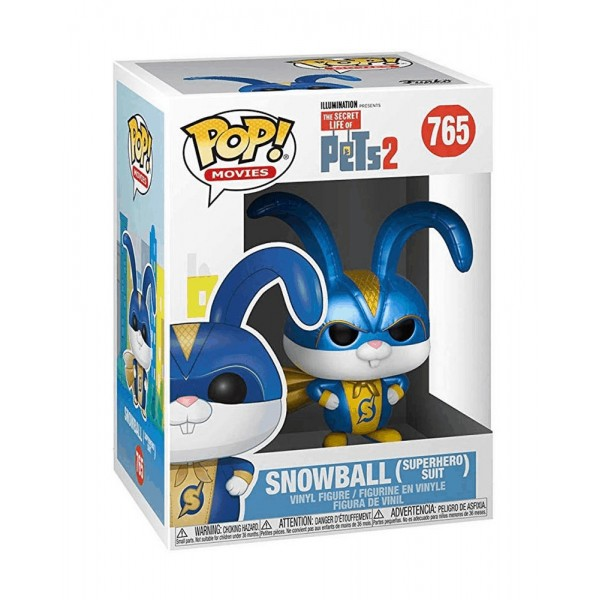 Фигурка Funko POP! Снежок в образе супергероя