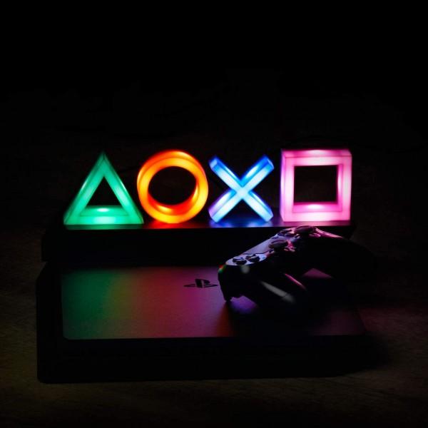 Светильник Playstation Icons Light V2