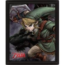 3D Постер Pyramid: Nintendo: The Legend Of Zelda Twilight Princess
