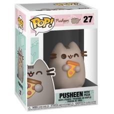 Фигурка Funko POP! Vinyl: Pusheen: Pusheen with Pizza