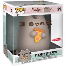Фигурка Funko POP! Vinyl: Pusheen: Pusheen with Pizza (25 см) (Эксклюзив)
