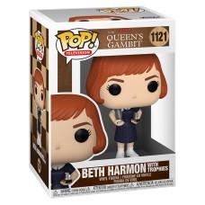 Фигурка Funko POP! TV Queens Gambit: Beth Harmon with Trophies