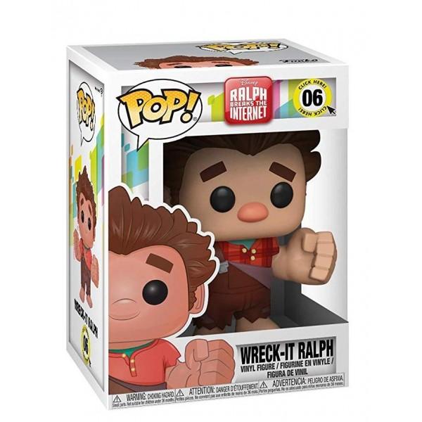 Фигурка Funko POP! Vinyl: Disney: Wreck It Ralph 2: Wreck-It Ralph