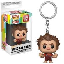 Брелок Funko Pocket POP! Disney: Wreck It Ralph 2: Wreck-It Ralph