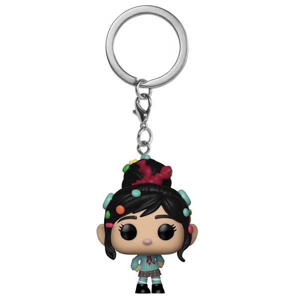 Брелок Funko Pocket POP! Keychain: Disney: Wreck It Ralph 2: Vanellope