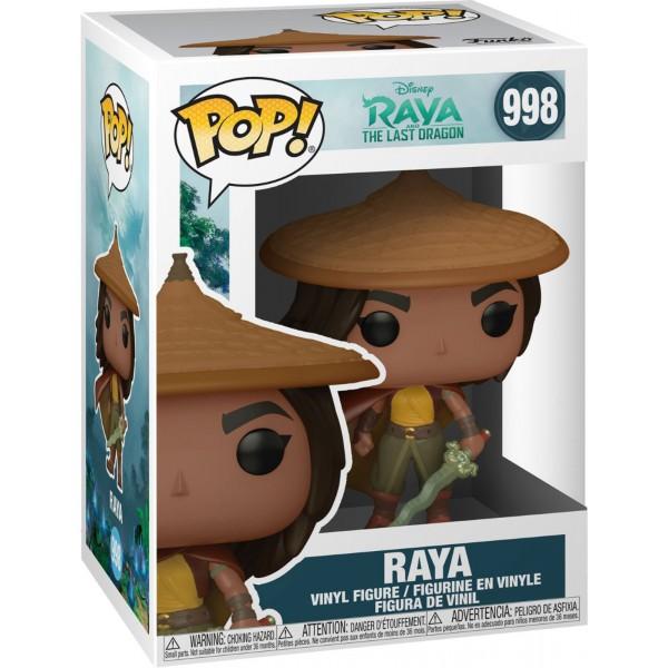 Фигурка Funko POP! Vinyl: Disney: Raya and the Last Dragon: Raya