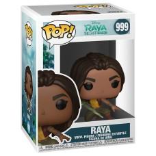 Фигурка Funko POP! Vinyl: Disney: Raya and the Last Dragon: Raya Warrior Pose