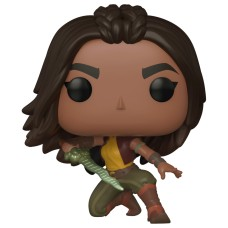 Фигурка Funko POP! Vinyl: Disney: Raya and the Last Dragon: Raya Warrior Pose