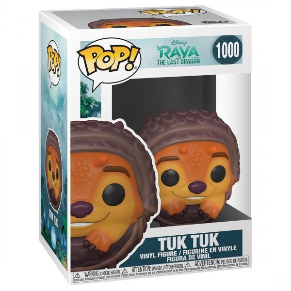 Фигурка Funko POP! Vinyl: Disney: Raya and the Last Dragon: Tuk Tuk
