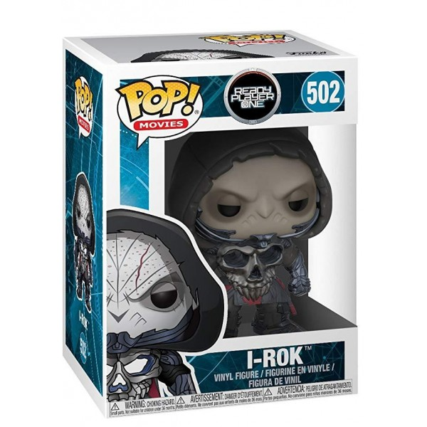Фигурка Funko POP! Vinyl: Ready Player One: Айрок (i-R0k)