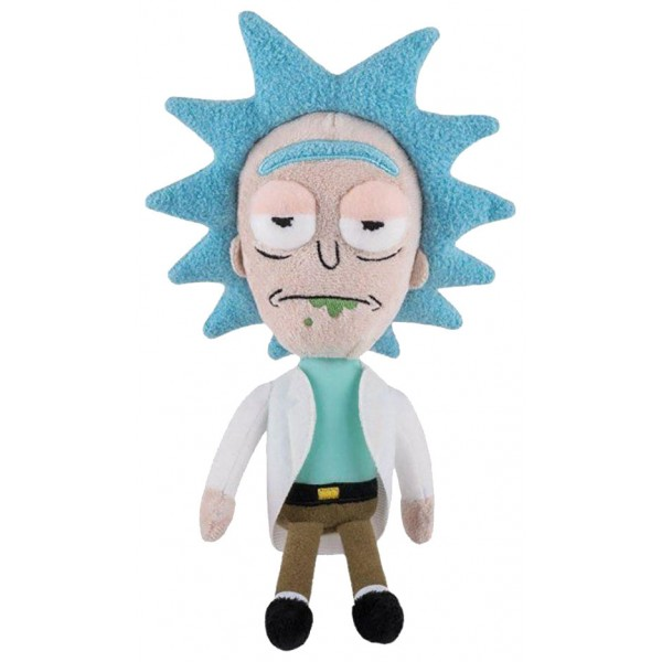 "Мягкая игрушка Funko Galactic Plushies: Rick & Morty: 16"" Rick w/ Tray (Эксклюзив)"