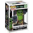 Фигурка Funko POP! Vinyl: Rick & Morty: Pickle Rick with Laser (Огурчик Рик с Лазером)