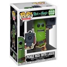 Фигурка Funko POP! Vinyl: Rick & Morty: Pickle Rick with Laser