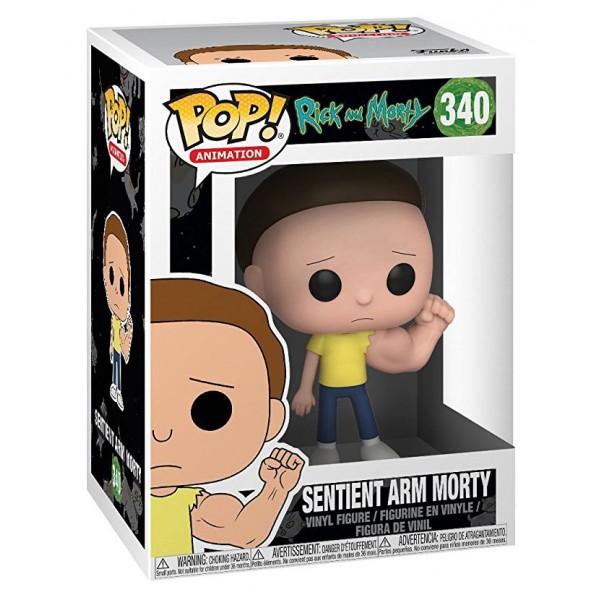 Фигурка Funko POP! Vinyl: Rick & Morty: Sentinent Arm Morty