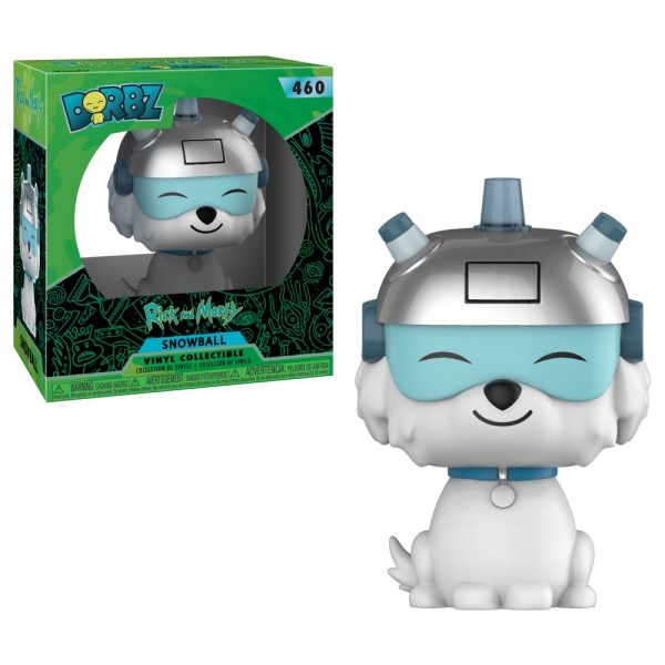 Фигурка Funko Dorbz: Rick & Morty: Снежок