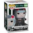 Фигурка Funko POP! Vinyl: Rick & Morty S6: Rick in Purge Suit