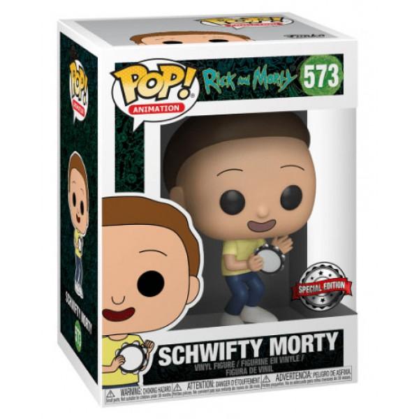 Фигурка Funko POP! Vinyl: Rick & Morty S6: Get Schwifty Morty (Эксклюзив)
