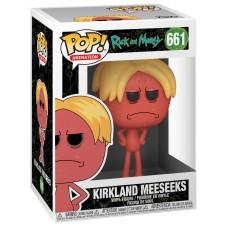 Фигурка Funko POP! Vinyl: Rick & Morty: Kirkland Meeseeks